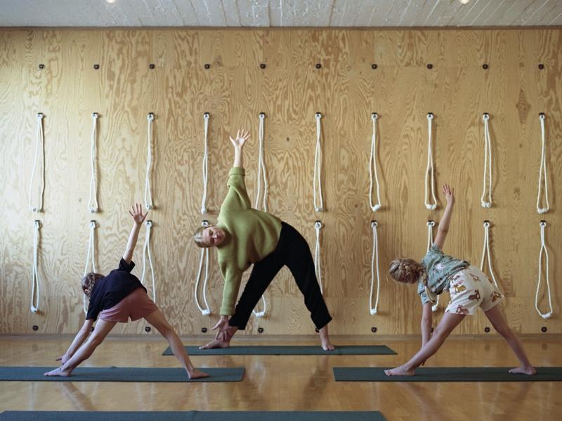 5-ukers kurs: Yoga for barn (8-11 år)