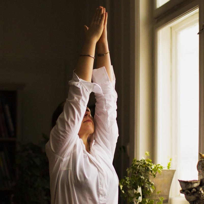 Miniworkshop: Yoga og meditasjon