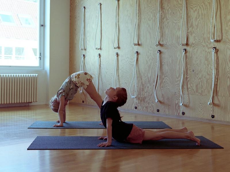 Yoga for barn (8-11 år)