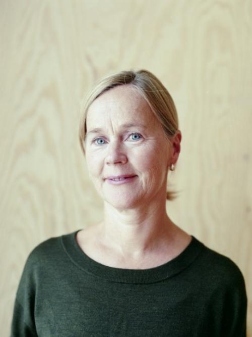 Portrett av Kristin Engen