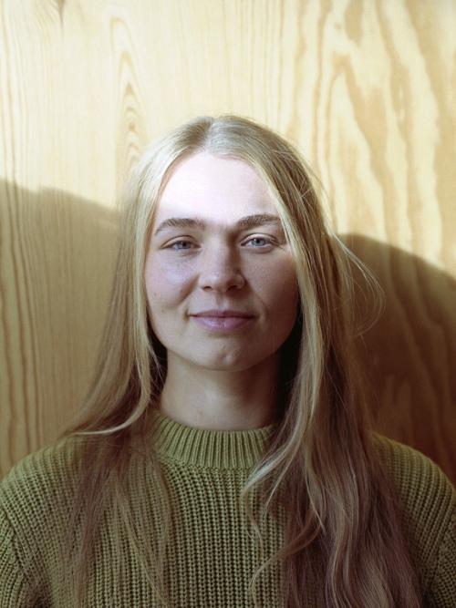 Portrett av Kristin Hodne-Høgheim