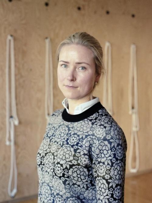 Portrett av Marie Sannes Ramsvik